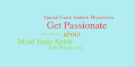 05th Mar 2012 7pm GMT – Mind, Body, Spirit: Discover Shamanism with AndrewHryniewicz